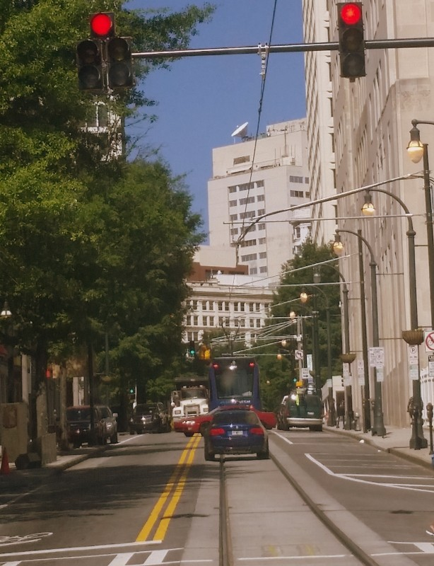 Atlanta's Streetcar System, three years later, still has nothing to brag about.